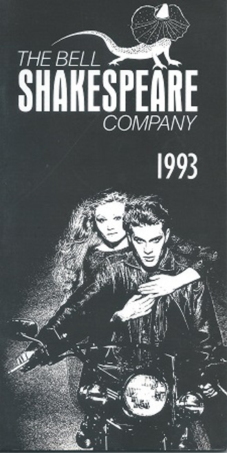 The Bell Shakespeare Company 1993 Founded 1993 by Australian Elzabethan Theatre Trust
