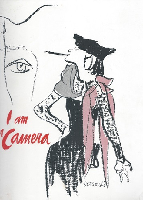 I am a Camera Cast - Julie Harris, William Prince, Edward Andrews, Martin Brooks, Olga Fabian, Catherine Willard, Marian Winters Director - John Van Druten