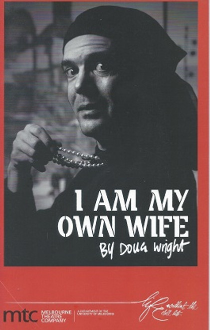I am My Own Wife Starring Jefferson Mays Director - Moises Kaufman