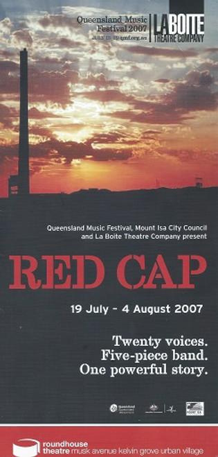 Red Cap Cast - Liz Buchanan, Sandro Colarelli, Peter Marshall, Sally McKenzie, Daniel Murphy, Anika Vilee Director - Sean Mee