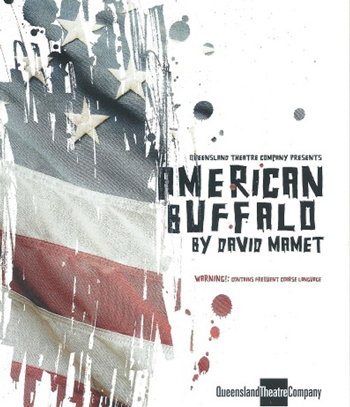 American Buffalo QTC Cast - Russell Kiefel, Hayden Spencer, Anthony Standish Director - Jon Halpin