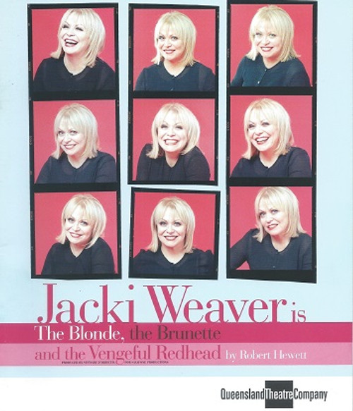 The Blonde The Brunette and the Vengeful Redhead Cast Jacki Weaver Director - Jennifer Hagan