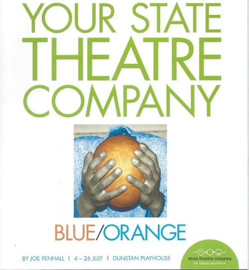 Blue/Orange Cast - Robert Jordan, Renato Musolino, William Zappa Director -  Adam Cook