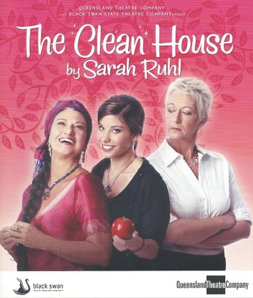 The Clean House Cast - Carol Burns, Vivienne Garrett, Sarah McNeill, Hugh Parker, Brooke Satchwell Director - Kate Cherry