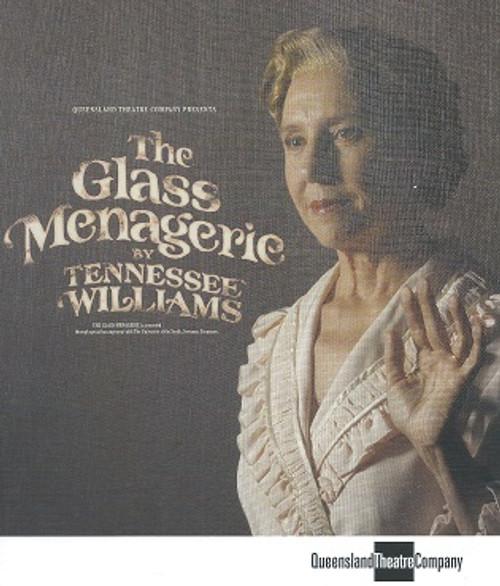 The Glass Menagerie QTC Cast - Carol Burns, Helen Cassidy, Conrad Coleby, James Stewart Director - Michael Futcher