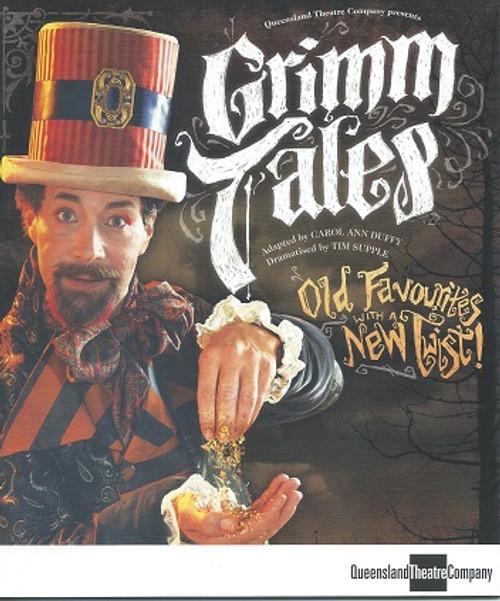 Grimm Tales QTC Cast - Liz Buchanan, Dan Crestani, Eugene Gilfedder, Emma Pursey, Lucas Stibbard, Scott Witt, Melanie Zanetti Director - Michael Futcher