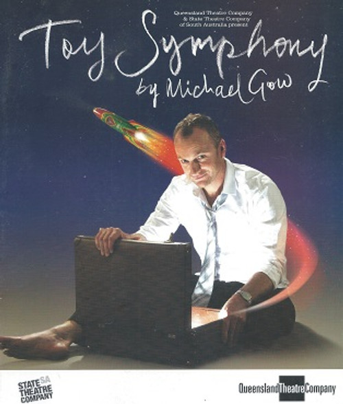 Toy Symphony QTC Cast - Lizzy Falkland, Barbara Lowing, Daniel Mulvihill, Chris Pitman, Ed Wightman Director - Geordie Brookman