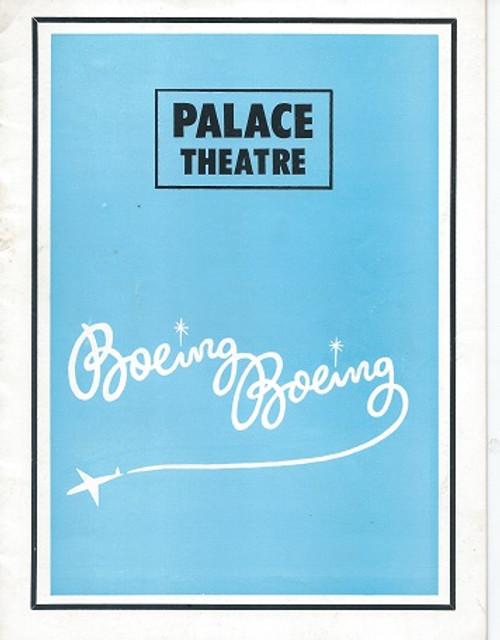 Boeing Boeing 1964 Cast - Ron Frazer, June Campbell, Brigid Lenihan, Peter Jones, Janette Craig, Sandra Gleeson Director - Beverley Cross