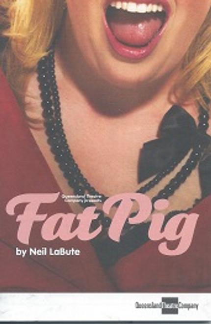 Fat Pig QTC Cast - Paige Gardiner, Amy Ingram, Steven Rooke, Christopher Sommers Director - Morgan Dowsett