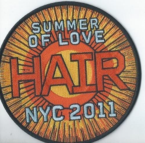 Hair (Musical) Gavin Creel, Will Swenson, Sasha Allen, Allison Case, Caissie Levy - AL Hirschfeld Theatre