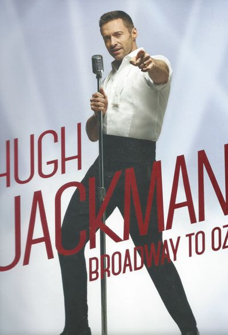 Broadway to Oz was a 2015 concert tour by Australian actor, musician and dancer Hugh Jackman. He performed Broadway and Hollywood musical numbers backed by a company of 150 musicians and dancers. The concert show was produced by Dainty Group and Robert Fox Ltd. The show started in Melbourne on 24 November 2015, touring through Sydney, Brisbane and Adelaide, before closing in Perth on 15 December, 2015.