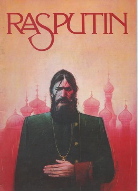 Rasputin - The Musical Revolution by David Tydd and David Lucas Starring Jon English, Karyn O'Neill, Angry Anderson, Terry Serio, Robbie Krupski