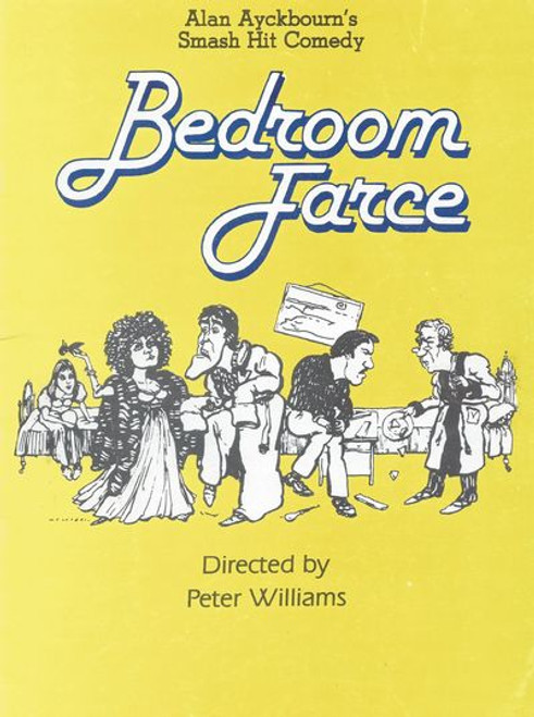 Bedroom Farce by Alan Ayckbourn - Directed by Peter Williams 12th Night Theatre Brisbane 1988