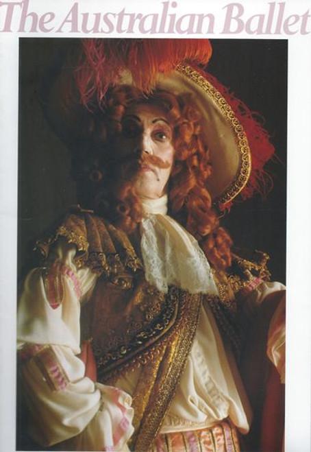 Don Quixote (Ballet) The Australian Ballet 1994 Lyric Theatre Brisbane