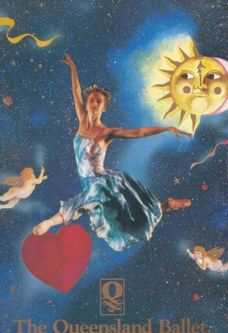 The Queensland Ballet - 1992 Repertoire Dancers : Rosetta Cook, Jacqueline Pascoe, Dione Ware, Michelle Giammichele, Terri-lee Milne, Martin Michel, Dale Johnston, Graham Fletcher, Shane Weatherby, Justin Rutzou, Jaime Redfern, Alan Edwards