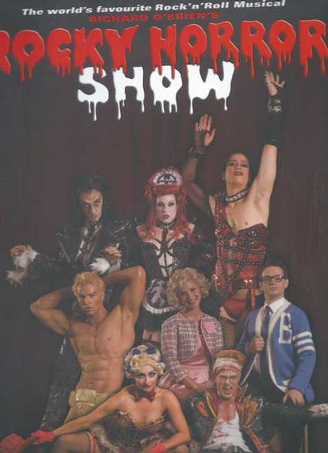 Rocky Horror Show - 2008 Australian Tour Directed by Gale Edwards With iOTA, Paul Capsis, Anne Wood