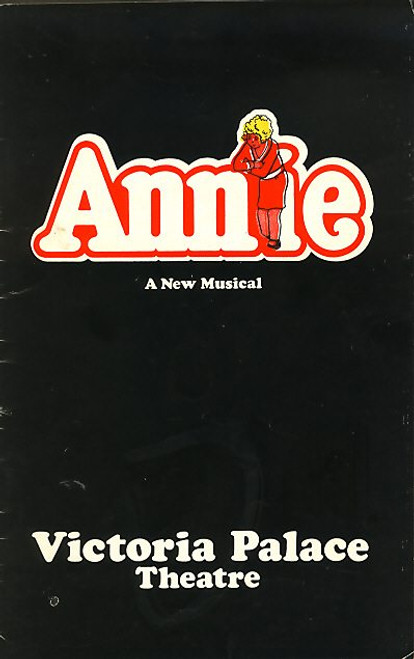 Annie is a Broadway musical based upon the popular Harold Gray comic strip Little Orphan Annie, with music by Charles Strouse, lyrics by Martin Charnin, and the book by Thomas Meehan.