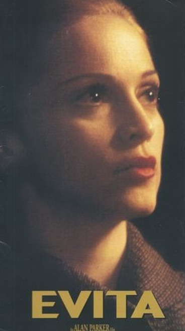 Evita - (Film) 1996 - Madonna, Antionio Banderas, Jonathan Pryce, Jimmy Nail Program Date  1996
