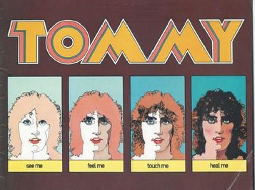 Tommy Starring : Roger Daltrey, Oliver Reed, Ann Margret, Elton John, Eric Clapton, Jack Nicholson, Paul Nicholas, Robert Powell, Tina Turner Program Date  1975