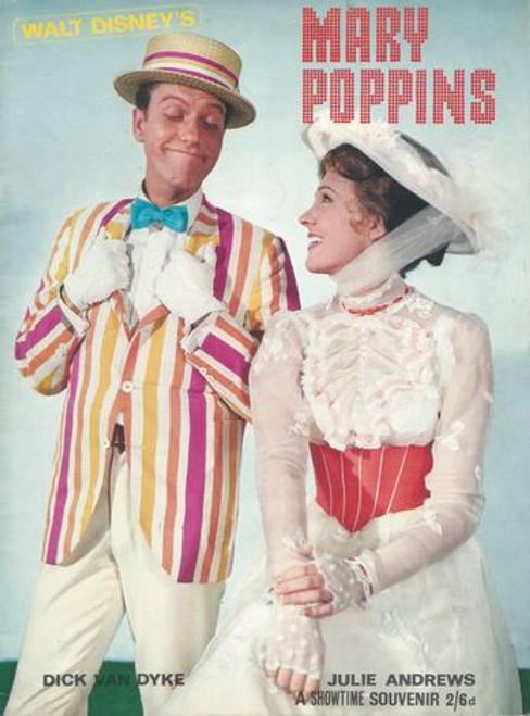 Mary Poppins Starring: Julie Andrews, Dick Van Dyke, David Tomlinson, Gyynis Johns, Ed Wynn, Hermione Baddeley, Karen Dotrice, Matthew Garber Program Date  1964
