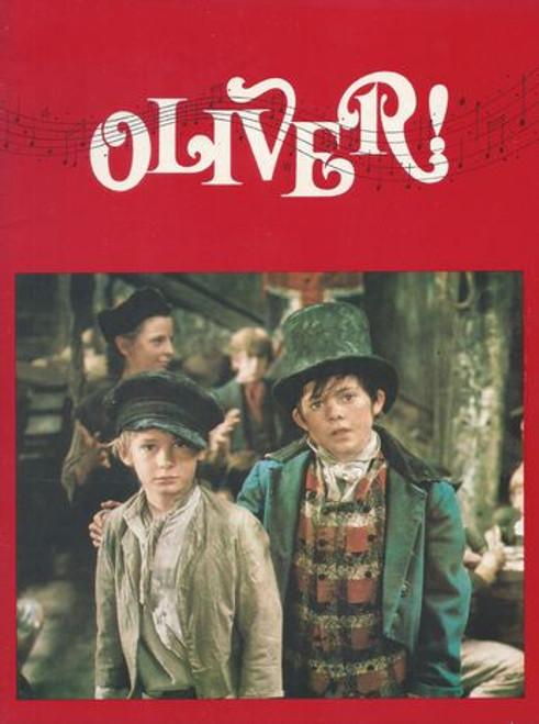 Oliver Starring: Ron Moody, Shani Wallis, Oliver Reed, Harry Secombe, Mark Lester, Jack Wild, Hugh Griffith, Hylda Baker Program Date  1968 USA Print