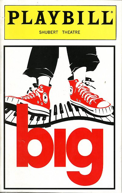 Big: the musical is a musical adaptation of the 1988 Tom Hanks film Big. It was directed by Mike Ockrent and featured music by David Shire and lyrics by Richard Maltby, Jr., with choreography by Susan Stroman.