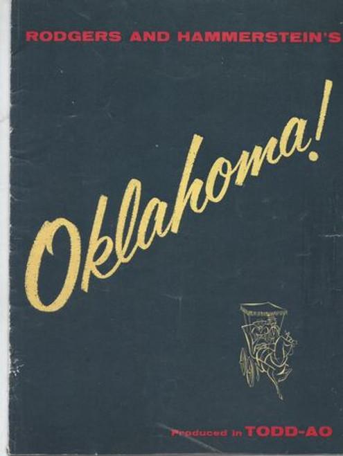 Oklahoma! Starring : Gordon MacRae, Gloria Grahame, Gene Nelson, Charlotte Greenwood, Eddie Albert, James Whitmore, Shirley Jones, Rod Steiger, Barbara Lawrence, Jay C Flippen, Roy Barcroft, James Mitchell, Bambi Linn Program Date  1955
