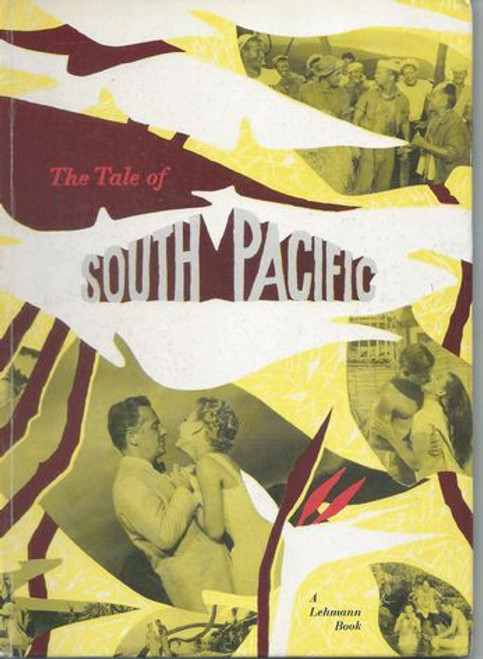 South Pacific Starring : Rossano Brazzi, Mitzi Gaynor, John Kerr, Ray Walston, Juanita Hall, France Nuyen, Russ Brown, Jack Mullaney, Ken Clatrk Program Date  19658 Hard Cover Book with all about the film and making it