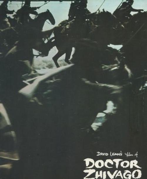 Doctor Zhivago - 1965 (Film) Geraldine Chaplin, Julie Christie, Tom Courtenay, Alex Guinness, Siobhan McKenna, Ralph Richardson, Omar Sharif, Rod Steiger, Rita Tushingham Directed by David Lean  Program Date  1965 Printed in USA