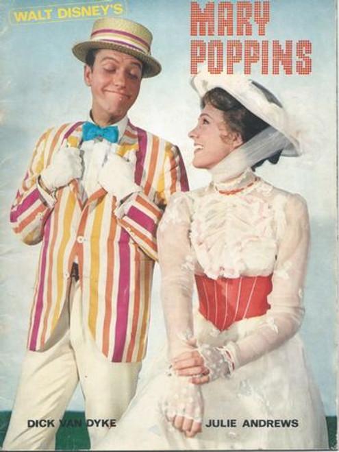 Mary Poppins Starring: Julie Andrews, Dick Van Dyke, David Tomlinson, Gyynis Johns, Ed Wynn, Hermione Baddeley, Karen Dotrice, Matthew Garber