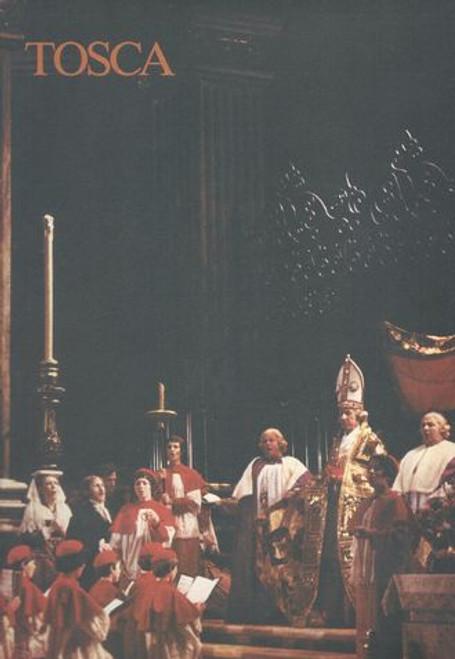 Tosca Starring: Sebastian Swan, Ronald Maconaghie, Lamberto Furlan, Marilyn Zschau, John Shaw, Graeme Ewer, Robert Eddie, Anthony Warlow with The Australian Opera Chorus
