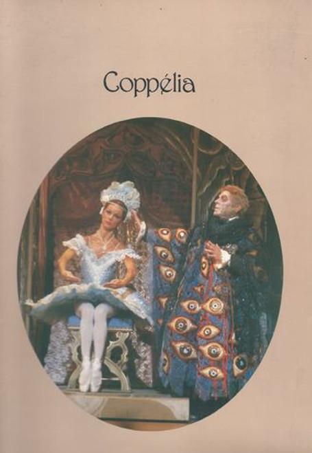 Coppelia (1985) The Australian Ballet State Theatre Victorian Arts Centre