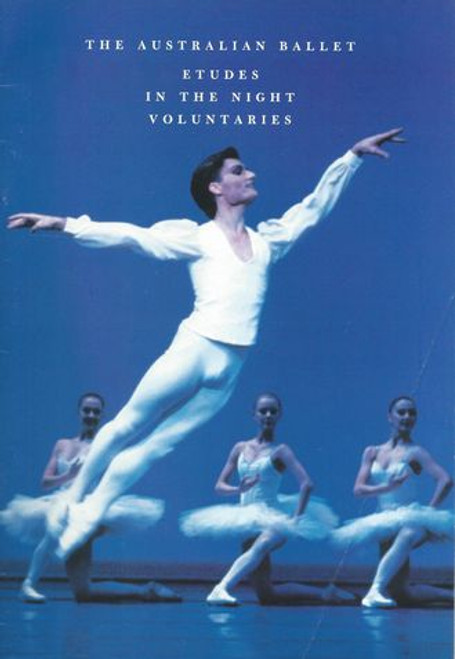 Etudes - In the Night - Voluntaries In the Night Choreography Jerome Robbins - Voluntaries Choreography by Glen Tetley - Etudes Choreography by Harald Lander