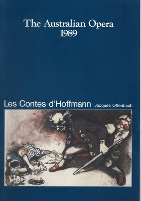 Les Contes d'Hoffmann (1989) The Australian Opera by Jacques Offenbach