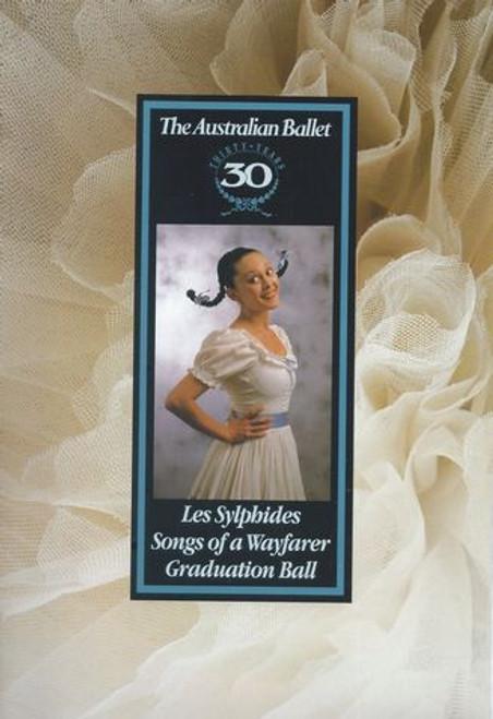 Les Sylphides - Songs of a Wayfarer - Graduation Ball The Australian Ballet (1992)