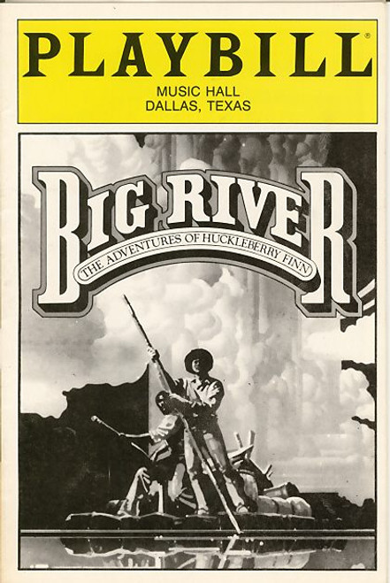 Based on Mark Twain's classic 1884 novel, Adventures of Huckleberry Finn, it features music in the bluegrass and country styles in keeping with the setting of the novel