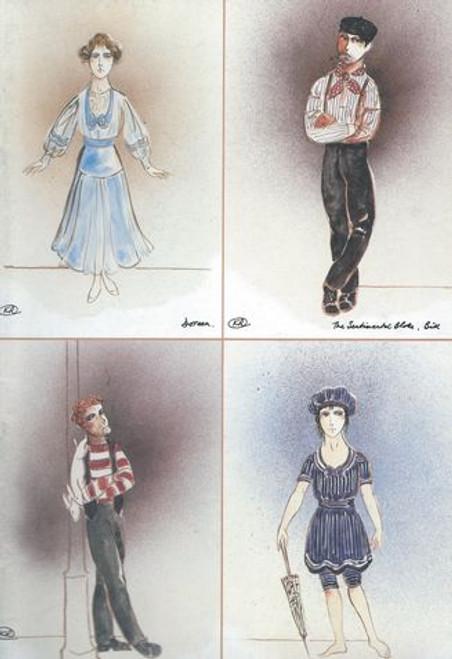 Serenade - The Sentimental Bloke - The Four Temperaments (19850 The Australian Ballet - State Theatre Victorian Arts Centre