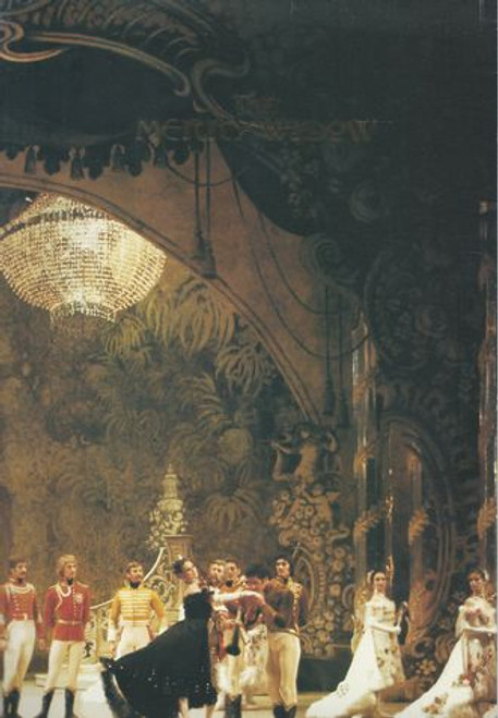 The Merry Widow (1985) The Australian Ballet at State Theatre, Victorian Arts Centre