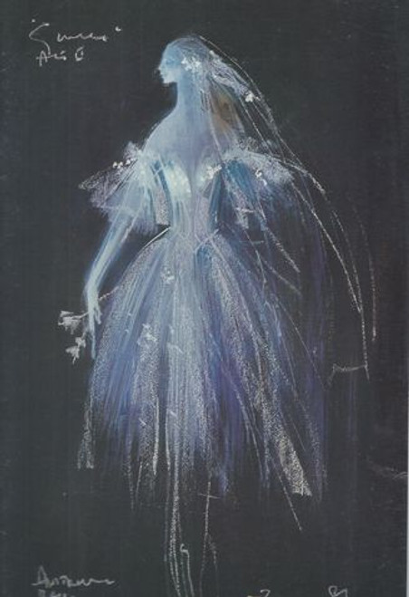 Giselle - New Production - Maina Gielgud 1986 The Australian Ballet at the State Theatre Victorian Arts Centre