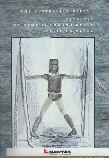 My Name s Ned Kelly - Catalyst - Suite En Blanc - 1990 The Australian Ballet at the State Theatre Victorian Arts Centre