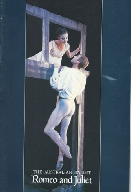 Romeo and Juliet 1990 The Australian Ballet State Theatre Victorian Arts Centre