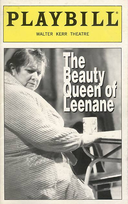 The Beauty Queen of Leenane is a 1996 black comedy by Irish playwright Martin McDonagh premiered by the Druid Theatre Company in Galway, Ireland.