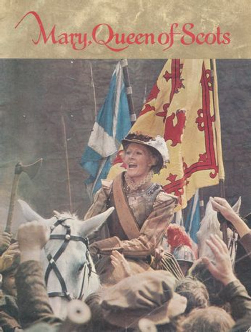 Mary Queen of Scots (1971) Movie Program - written by John Hale and directed by Charles Jarrott