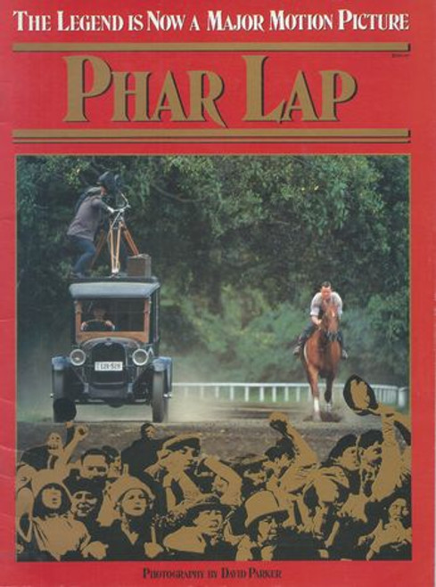 Phar Lap (1983) Australian Movie Written by David Williamson Starring: Tom Burlinson, Martin Vaugham, Judy Morris, Celia de Burgh