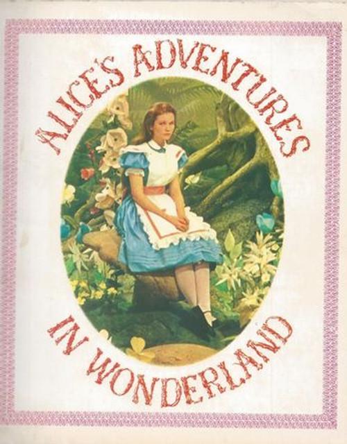 Alice's Adventures in Wonderland (1972) Printed in England Fiona Fullerton, Hywel Bennett, Michael Crawford, Robert Helpman