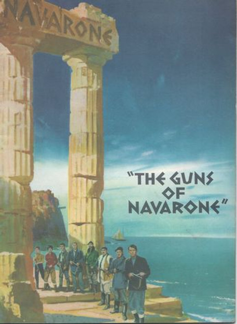 The Guns of Navarone (1961) Movie Directed by J Lee Thompson