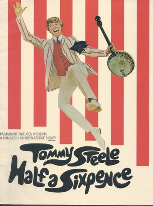 Half a Sixpence (1968) Movie Directed by George Sidney