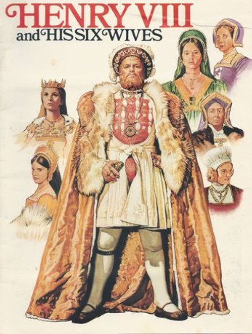 Henry VIII and His Six Wives (1972) Movie Directed by Waris Shivas