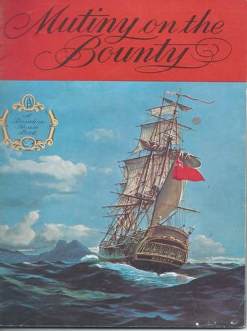 Mutiny on the Bounty (1962) Film Soft Cover Version