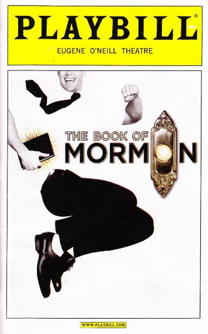 The Book of Mormon is a religious satire musical with a book, lyrics, and music by Trey Parker, Robert Lopez, and Matt Stone.Best known for creating the animated comedy South Park, Parker and Stone